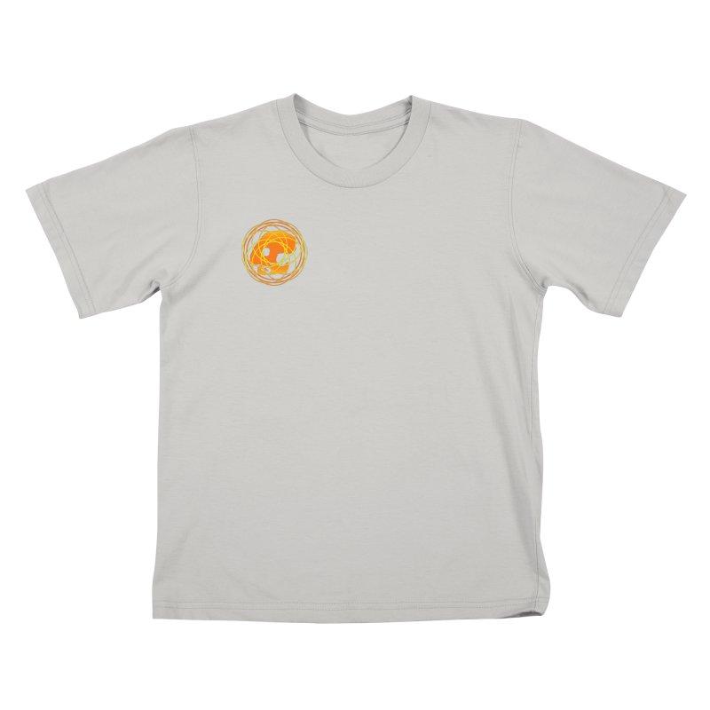 CasaNorte - Sun Kids T-Shirt by CasaNorte's Artist Shop