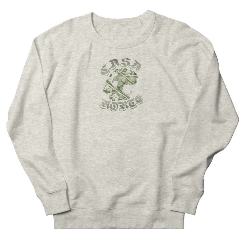 CasaNorte - Money Women's Sweatshirt by CasaNorte's Artist Shop