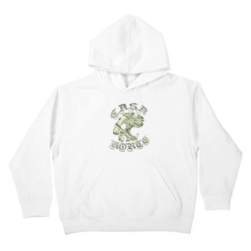 CasaNorte - Money Kids Pullover Hoody by CasaNorte's Artist Shop