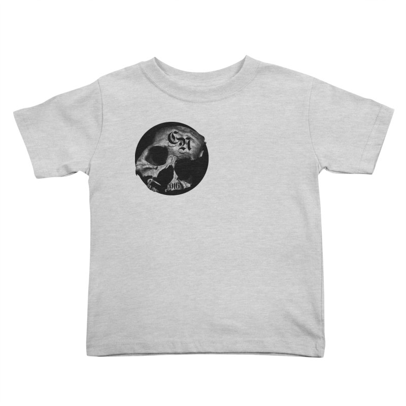 CasaNorte - BlackDeath Kids Toddler T-Shirt by CasaNorte's Artist Shop