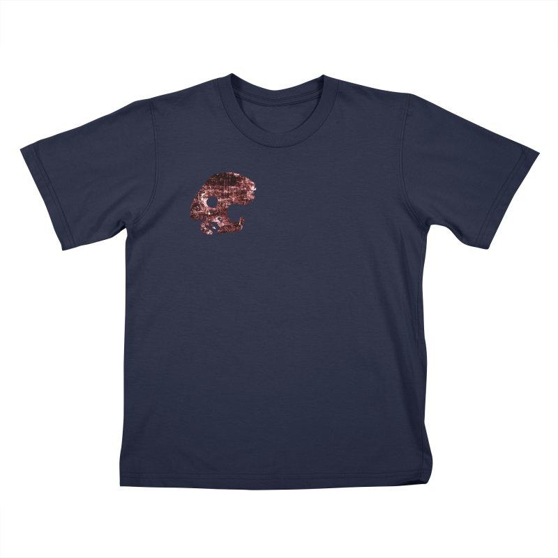 CasaNorte - DollFaceRust Kids T-Shirt by CasaNorte's Artist Shop