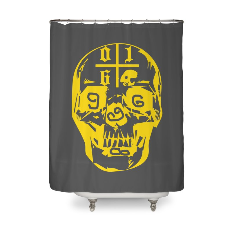 CasaNorte - KalloV Home Shower Curtain by CasaNorte's Artist Shop