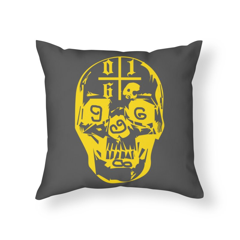 CasaNorte - KalloV Home Throw Pillow by CasaNorte's Artist Shop