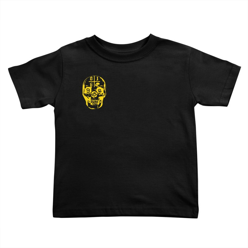 CasaNorte - KalloV Kids Toddler T-Shirt by CasaNorte's Artist Shop