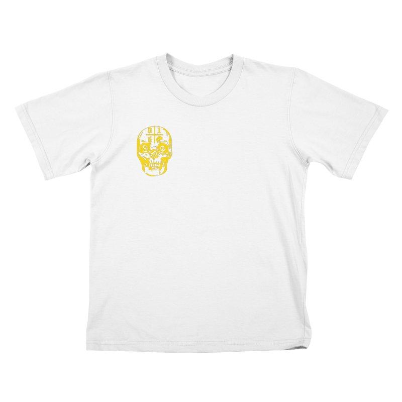 CasaNorte - KalloV Kids T-Shirt by CasaNorte's Artist Shop