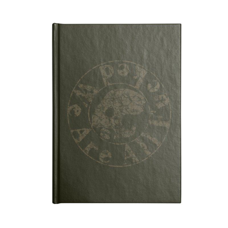 CasaNorte - WeRFucV Accessories Notebook by CasaNorte's Artist Shop