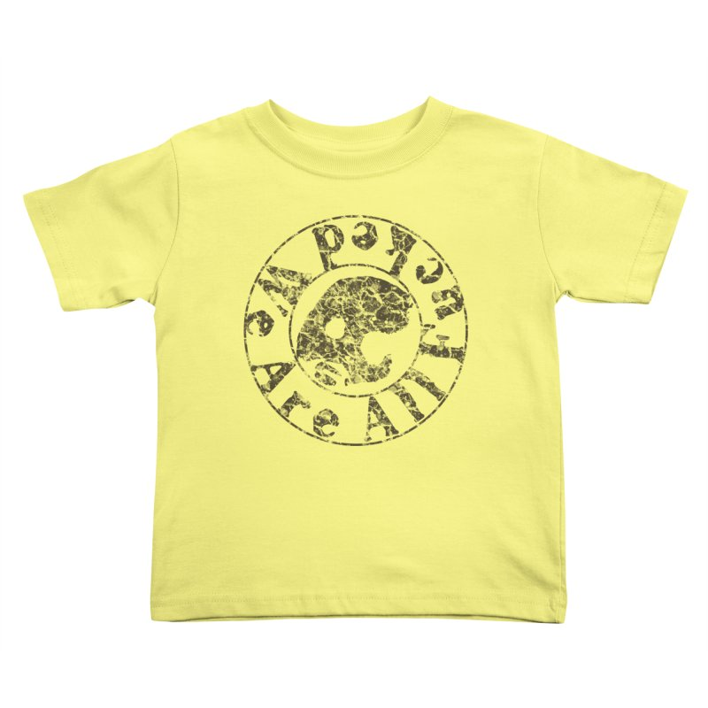 CasaNorte - WeRFucV Kids Toddler T-Shirt by CasaNorte's Artist Shop