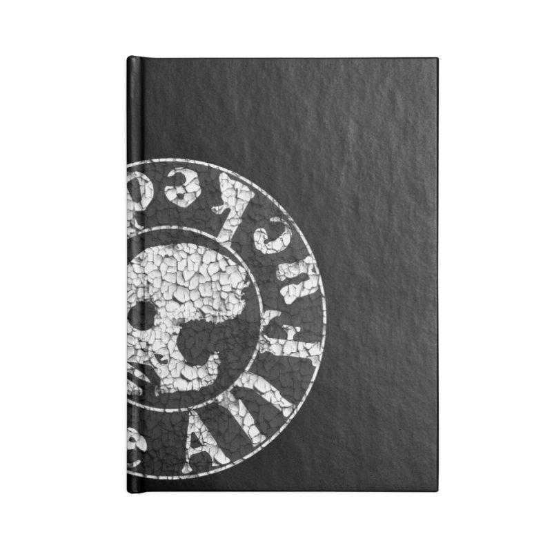 CasaNorte - WeRFucPatch Accessories Notebook by CasaNorte's Artist Shop