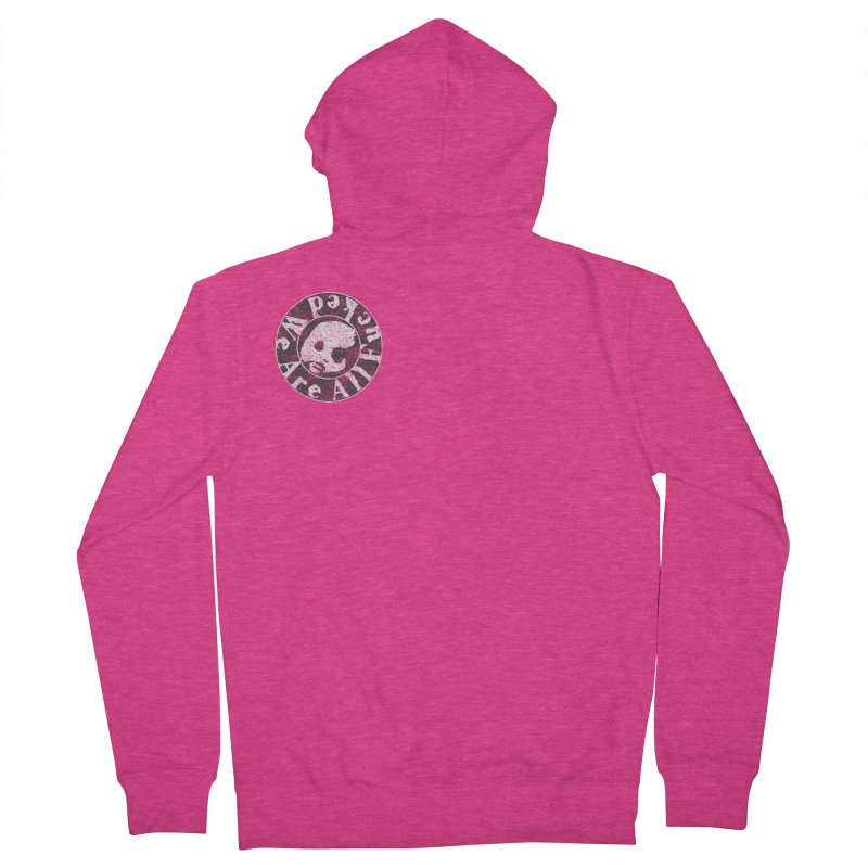 CasaNorte - WeRFucPatch Women's Zip-Up Hoody by CasaNorte's Artist Shop