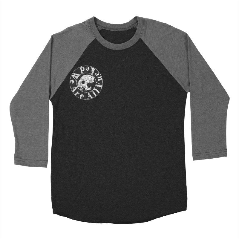 CasaNorte - WeRFucPatch Men's Baseball Triblend T-Shirt by CasaNorte's Artist Shop