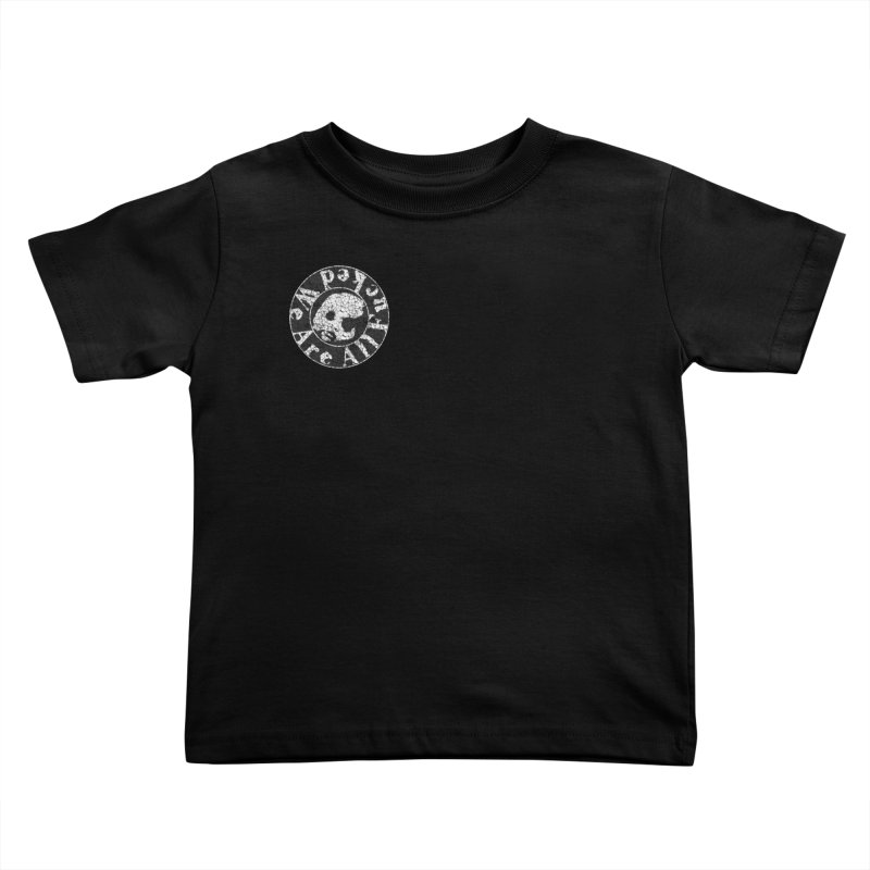 CasaNorte - WeRFucPatch Kids Toddler T-Shirt by CasaNorte's Artist Shop