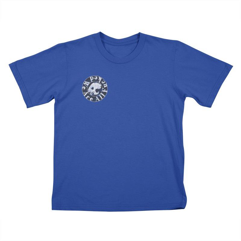 CasaNorte - WeRFucPatch Kids T-Shirt by CasaNorte's Artist Shop