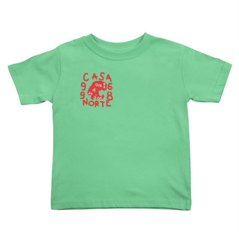 CasaNorte - FPCasa Kids Toddler T-Shirt by CasaNorte's Artist Shop