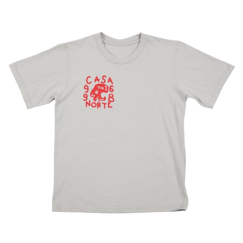 CasaNorte - FPCasa Kids T-Shirt by CasaNorte's Artist Shop