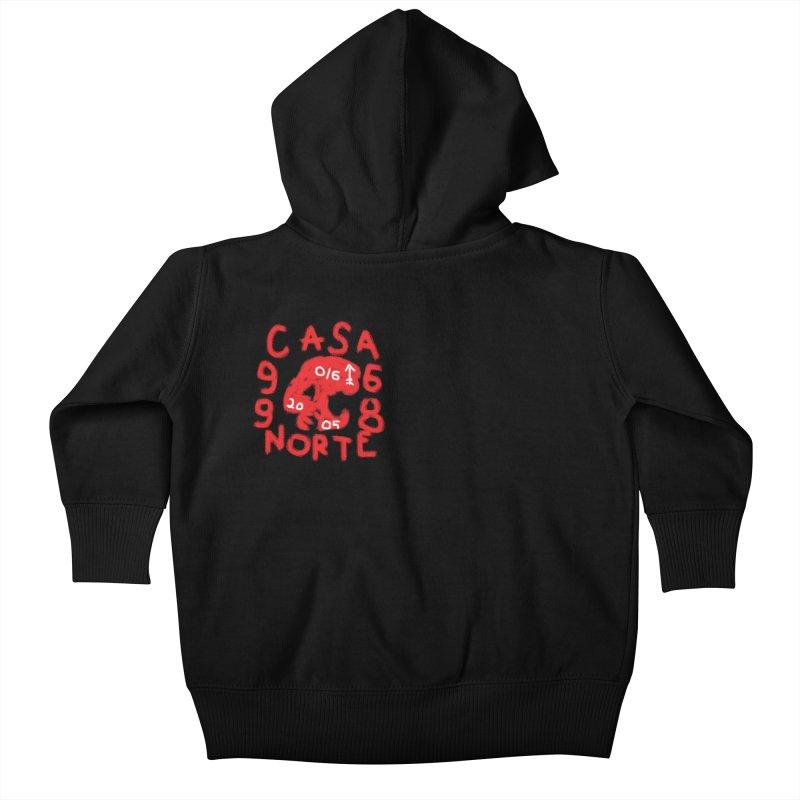 CasaNorte - FPCasa Kids Baby Zip-Up Hoody by CasaNorte's Artist Shop