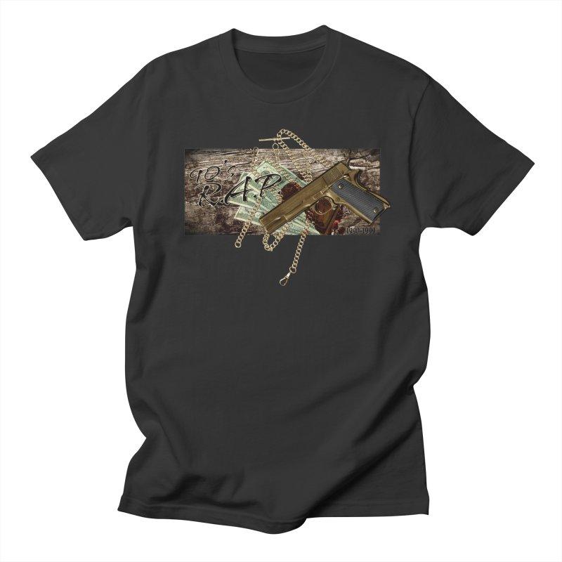 90s RAP- 90sNew3 Men's T-Shirt by CasaNorte's Artist Shop