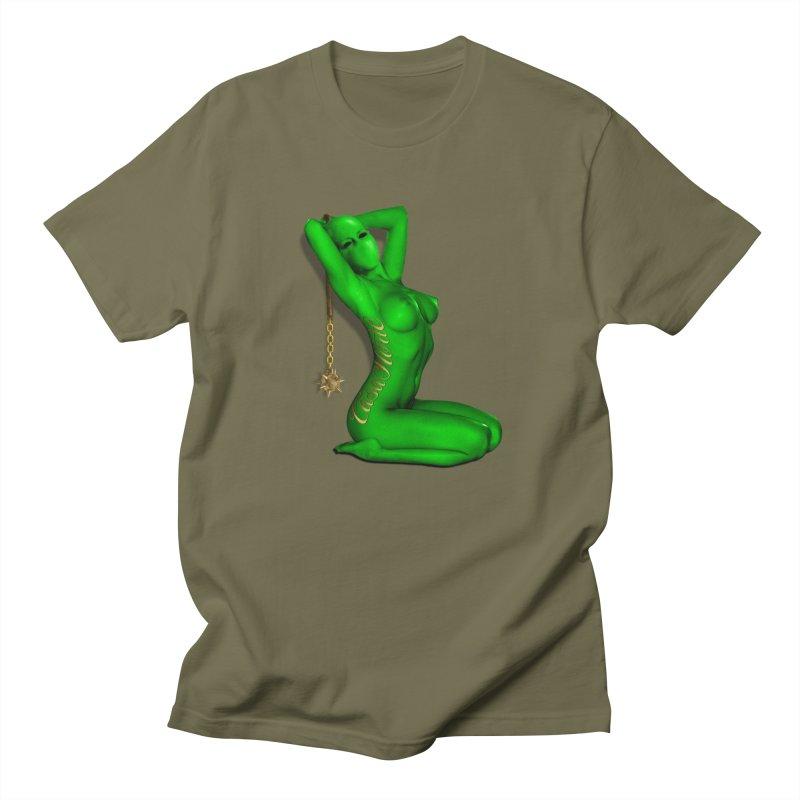 CasaNorte - DUGreen Men's Regular T-Shirt by CasaNorte's Artist Shop