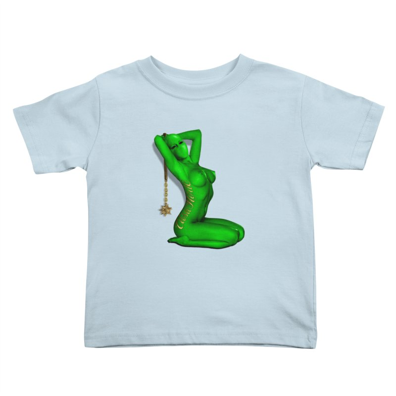 CasaNorte - DUGreen Kids Toddler T-Shirt by CasaNorte's Artist Shop