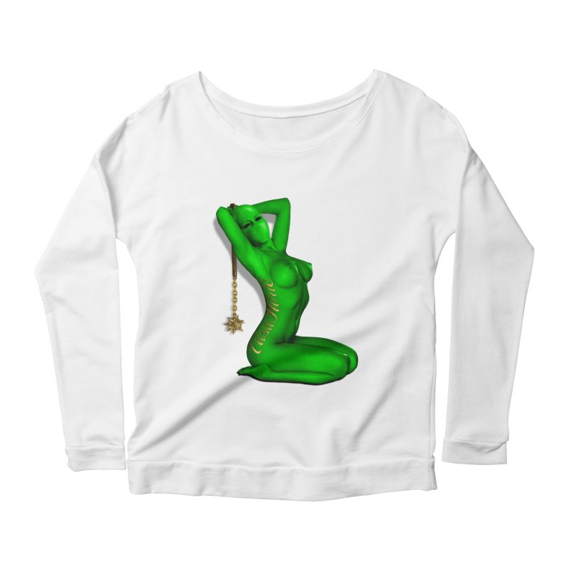 CasaNorte - DUGreen Women's Scoop Neck Longsleeve T-Shirt by CasaNorte's Artist Shop