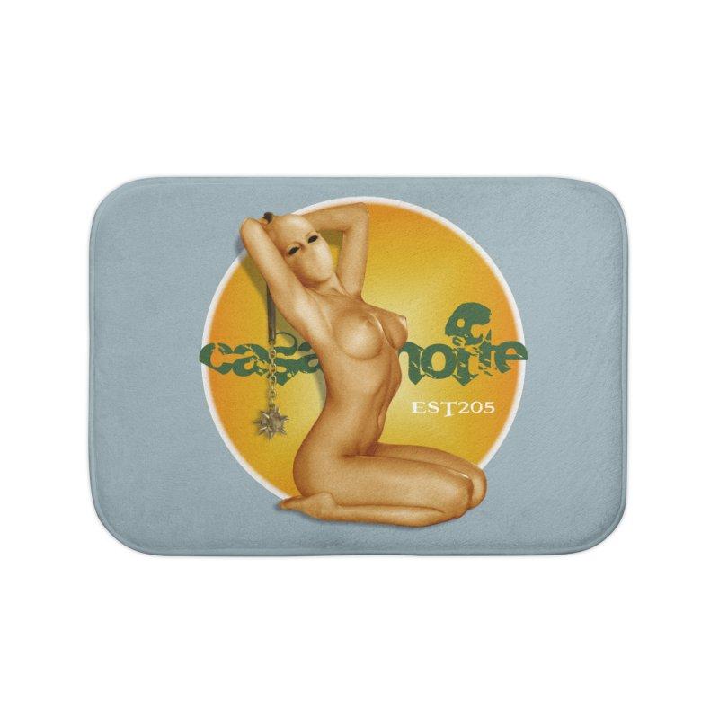 CasaNorte - DeadUpV Home Bath Mat by CasaNorte's Artist Shop