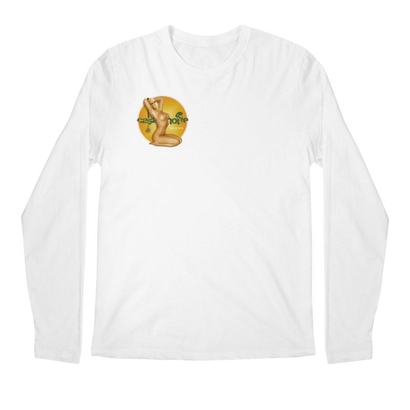 CasaNorte - DeadUpV Men's Regular Longsleeve T-Shirt by CasaNorte's Artist Shop