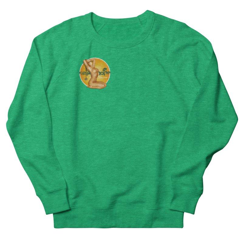 CasaNorte - DeadUpV Women's French Terry Sweatshirt by CasaNorte's Artist Shop