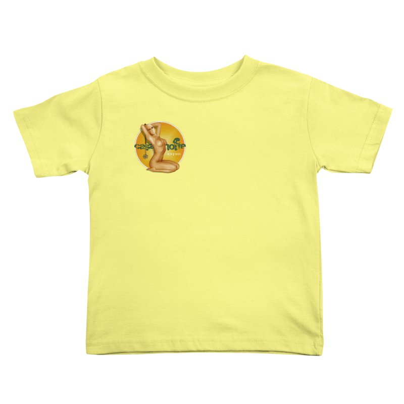 CasaNorte - DeadUpV Kids Toddler T-Shirt by CasaNorte's Artist Shop