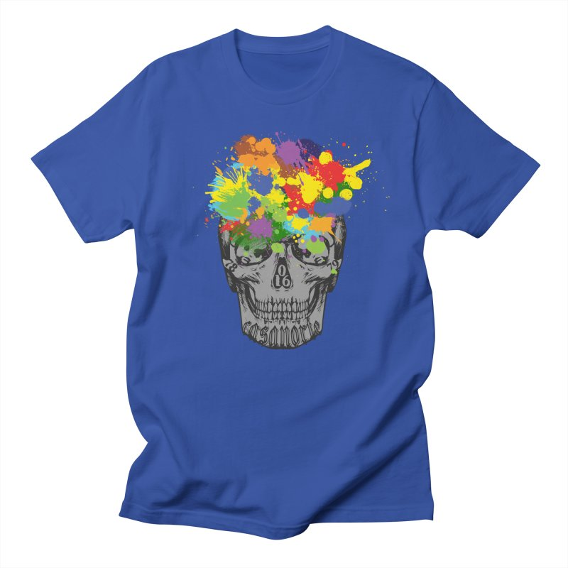 CasaNorte - Splat Women's Regular Unisex T-Shirt by CasaNorte's Artist Shop