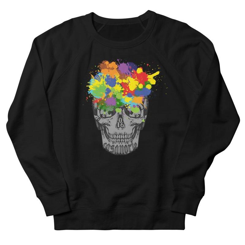 CasaNorte - Splat Women's French Terry Sweatshirt by CasaNorte's Artist Shop