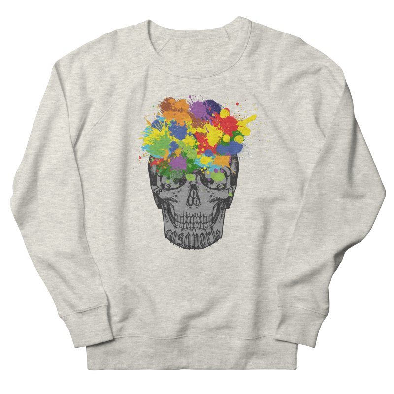 CasaNorte - Splat Men's French Terry Sweatshirt by CasaNorte's Artist Shop