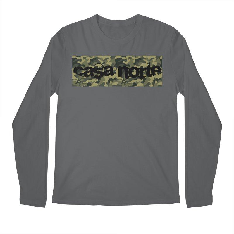 CasaNorte - CN1Camo3 Men's Regular Longsleeve T-Shirt by CasaNorte's Artist Shop