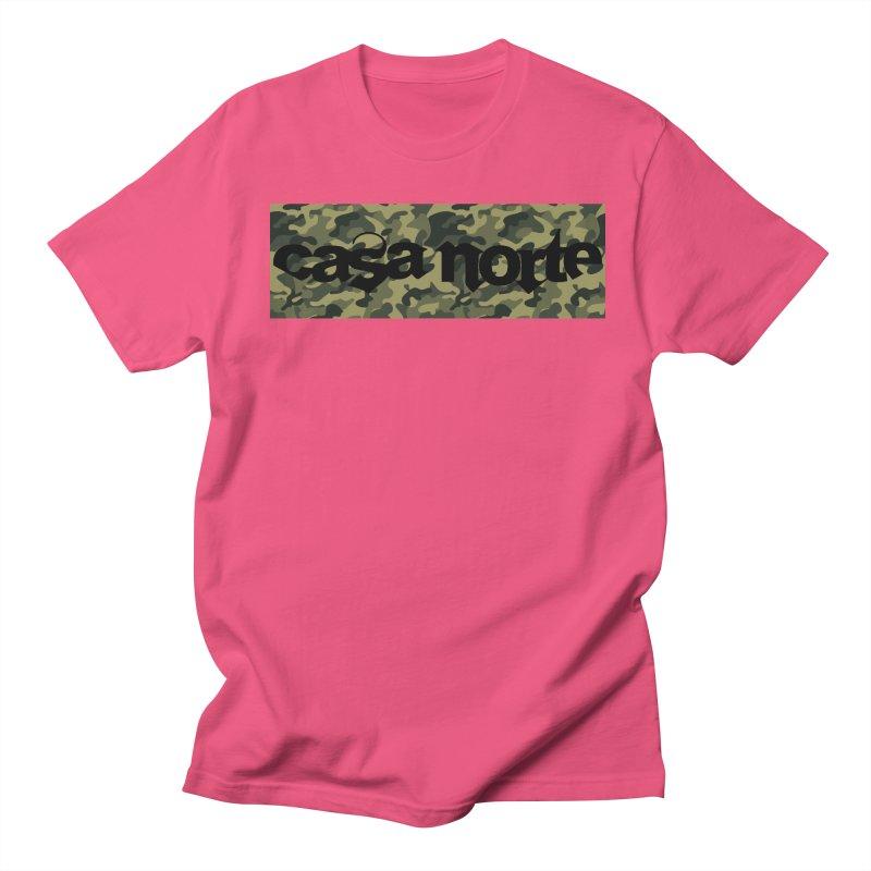 CasaNorte - CN1Camo3 Men's Regular T-Shirt by CasaNorte's Artist Shop
