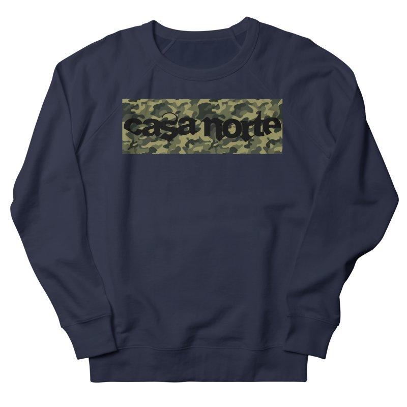 CasaNorte - CN1Camo3 Men's French Terry Sweatshirt by CasaNorte's Artist Shop