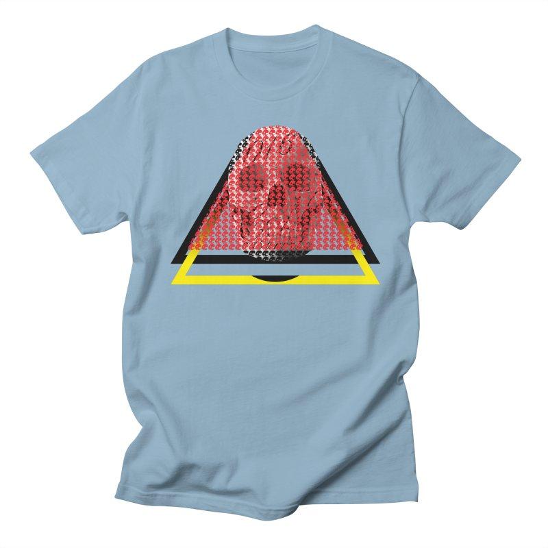 CasaNorte - TriSkull Women's Regular Unisex T-Shirt by CasaNorte's Artist Shop
