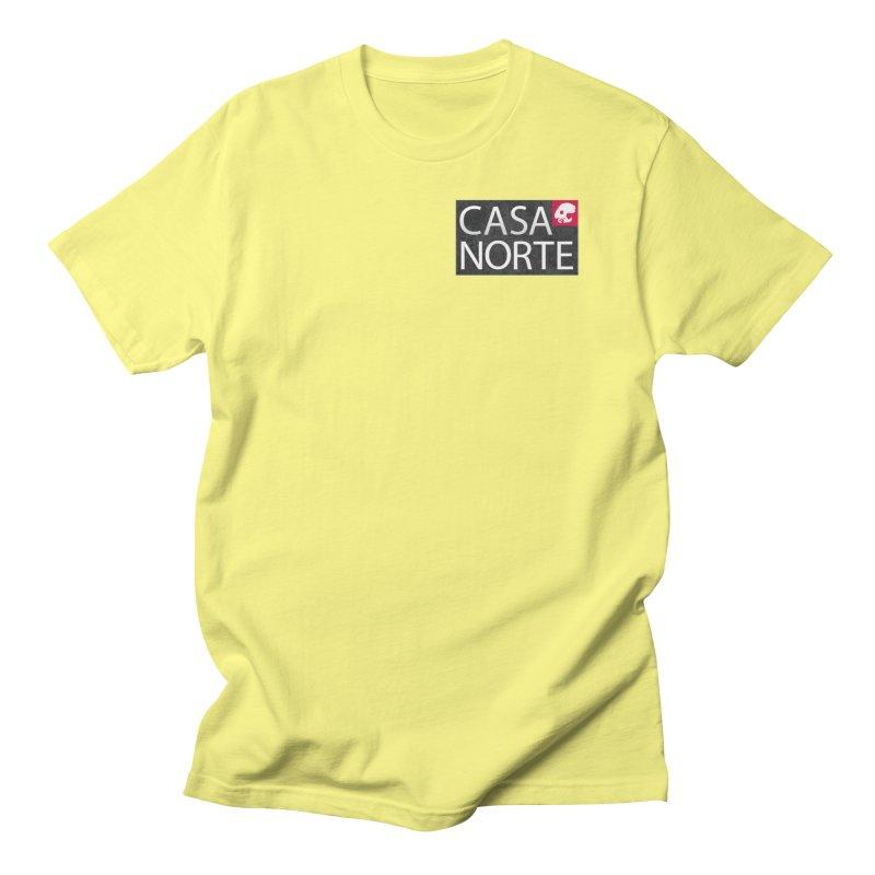 CasaNorte - Label Men's Regular T-Shirt by CasaNorte's Artist Shop