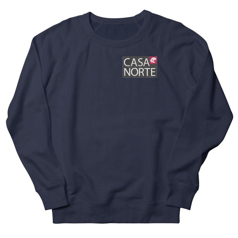 CasaNorte - Label Women's French Terry Sweatshirt by CasaNorte's Artist Shop
