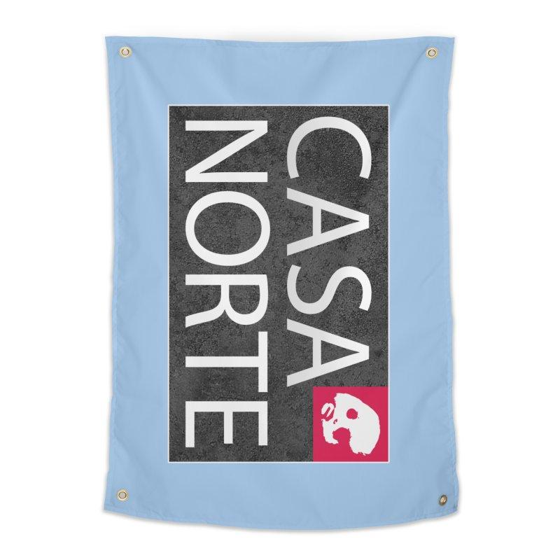 CasaNorte - Label Home Tapestry by CasaNorte's Artist Shop