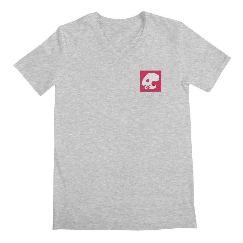 CasaNorte - LabelS Men's Regular V-Neck by CasaNorte's Artist Shop