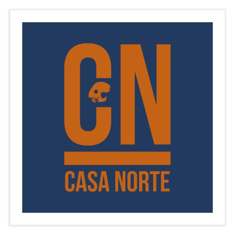 CasaNorte - CNMaple Home Fine Art Print by CasaNorte's Artist Shop