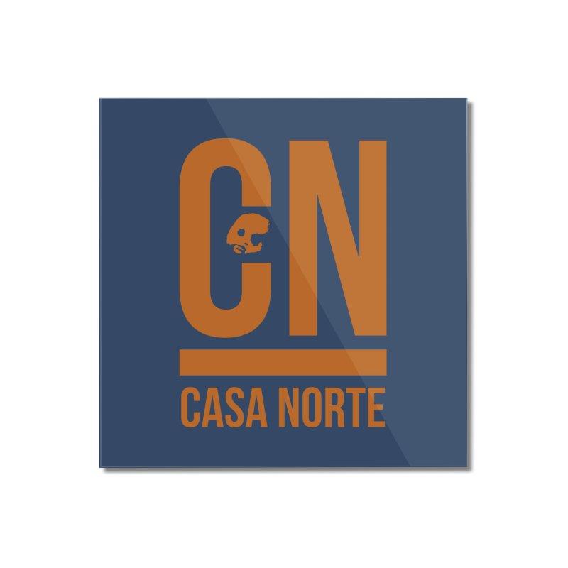 CasaNorte - CNMaple Home Mounted Acrylic Print by CasaNorte's Artist Shop