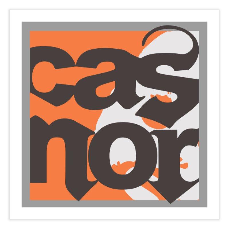 CasaNorte - 1CN Home Fine Art Print by CasaNorte's Artist Shop