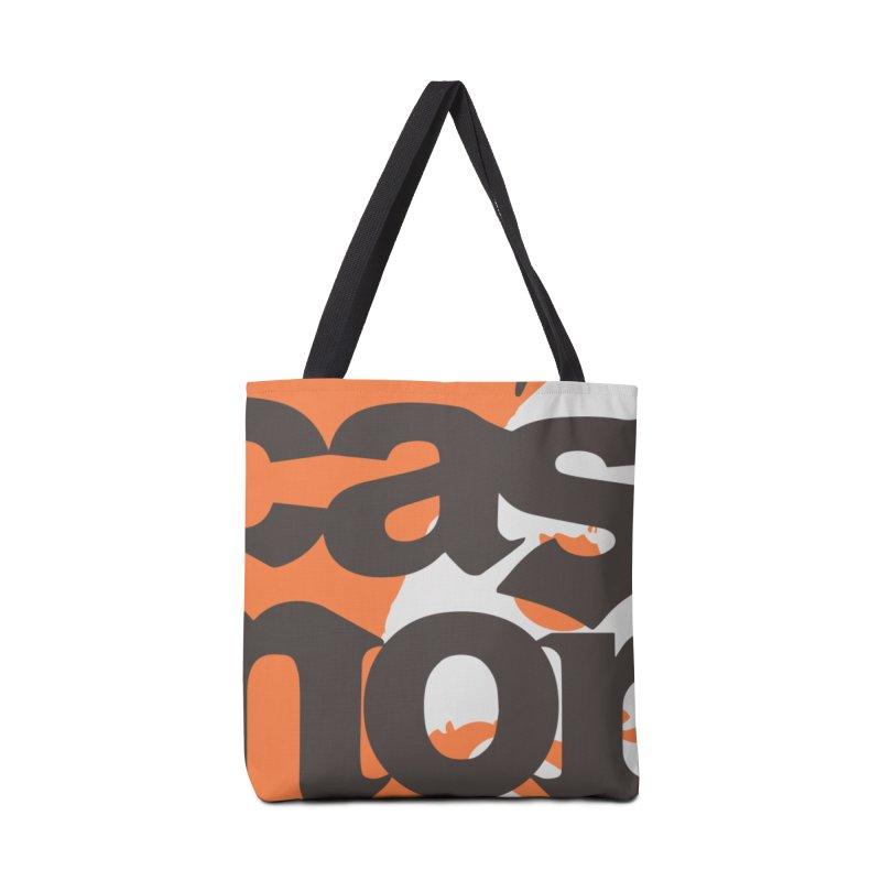 CasaNorte - 1CN Accessories Bag by CasaNorte's Artist Shop