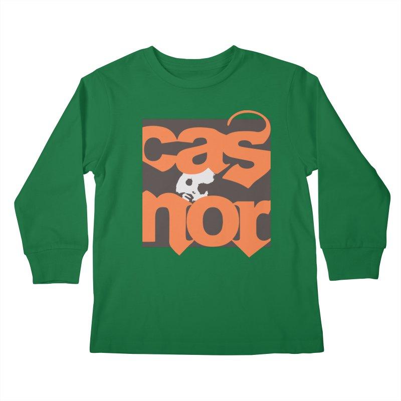 CasaNorte - 2CN Kids Longsleeve T-Shirt by CasaNorte's Artist Shop