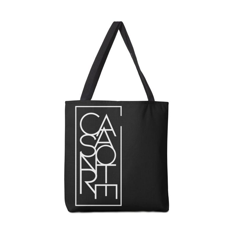 CasaNorte - TeksTV Accessories Bag by CasaNorte's Artist Shop