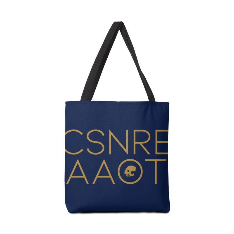 CasaNorte - TeksTK Accessories Bag by CasaNorte's Artist Shop