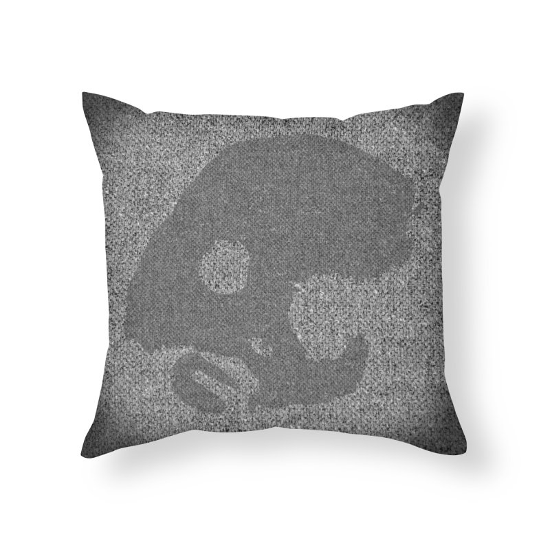 CasaNorte - WoolG Home Throw Pillow by CasaNorte's Artist Shop