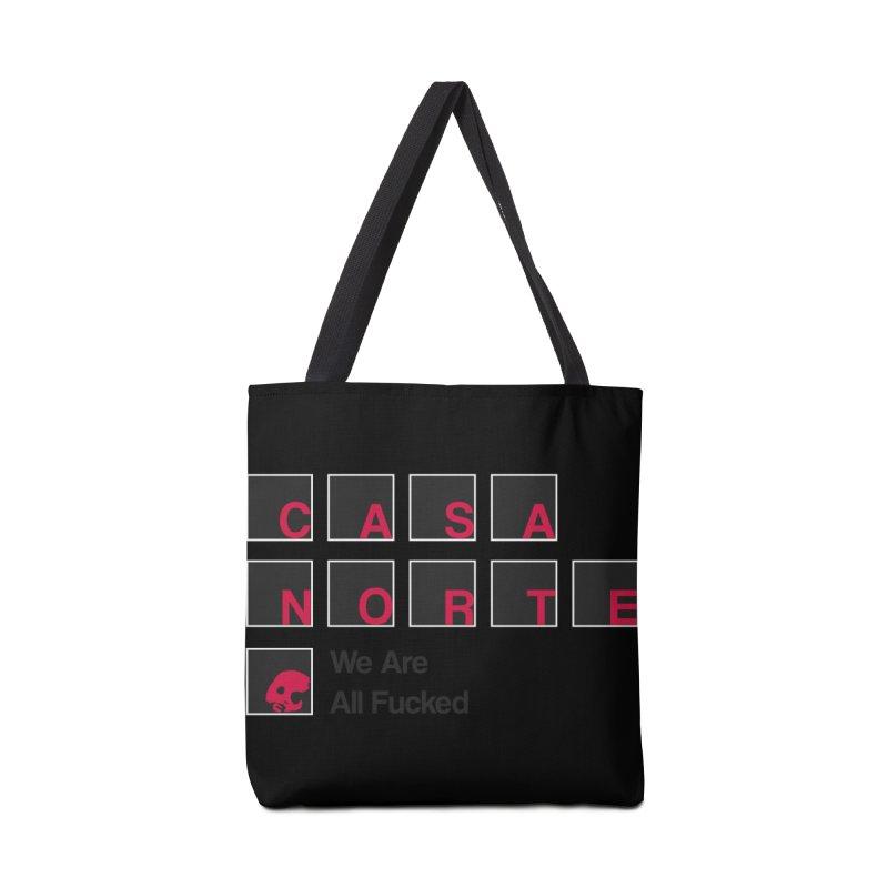 CasaNorte - BLetF Accessories Bag by CasaNorte's Artist Shop