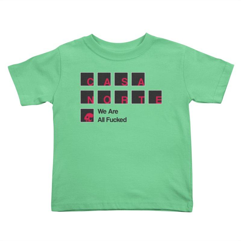 CasaNorte - BLetF Kids Toddler T-Shirt by CasaNorte's Artist Shop