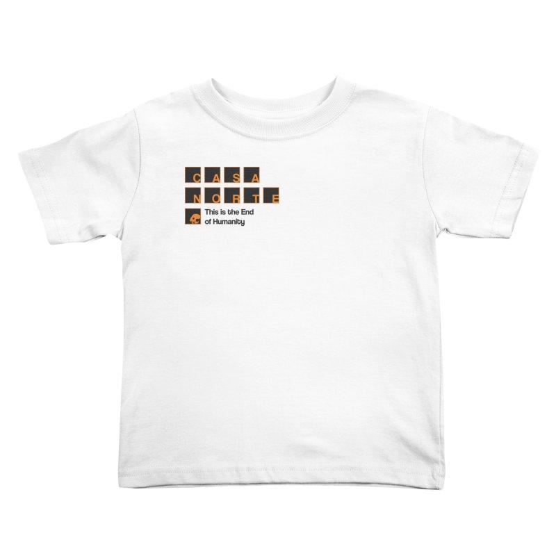 CasaNorte - BLetO Kids Toddler T-Shirt by CasaNorte's Artist Shop