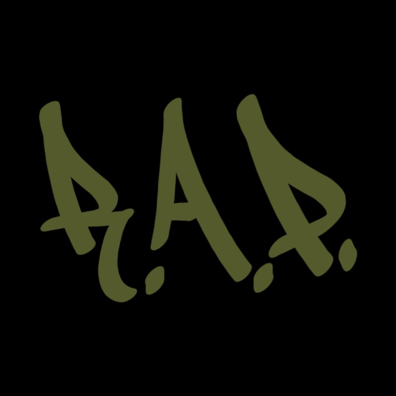 90s R.A.P. - Rap by Casa Norte's Artist Shop